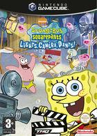 Portada oficial de SpongeBob SquarePants: Lights, Camera, PANTS! para GameCube