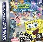 Portada oficial de SpongeBob SquarePants: Lights, Camera, PANTS! para Game Boy Advance