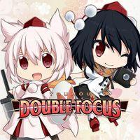 Portada oficial de Touhou Double Focus PSN para PSVITA