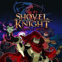 Portada oficial de Shovel Knight: Specter of Torment PSN para PS3