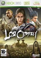 Portada oficial de Lost Odyssey para Xbox 360