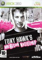 Portada oficial de Tony Hawk's American Wasteland para Xbox 360