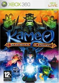 Portada oficial de Kameo: Elements of Power para Xbox 360