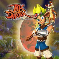 Portada oficial de Jak and Daxter: The Precursor Legacy para PS4