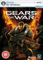 Portada oficial de Gears of War para PC