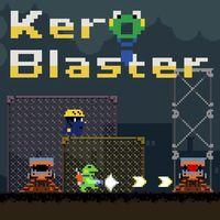 Portada oficial de Kero Blaster para PS4