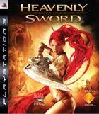 Portada oficial de Heavenly Sword para PS3