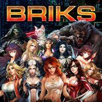 Portada oficial de BRIKS para PS4