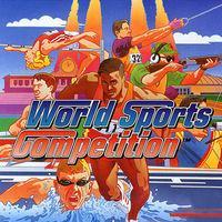 Portada oficial de World Sports Competition CV para Wii U