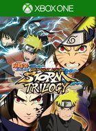 Portada oficial de de Naruto: Ultimate Ninja Storm Trilogy para Xbox One