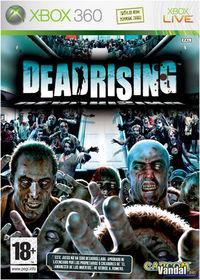 Portada oficial de Dead Rising para Xbox 360
