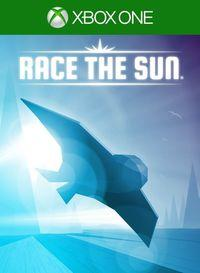 Portada oficial de Race the Sun para Xbox One