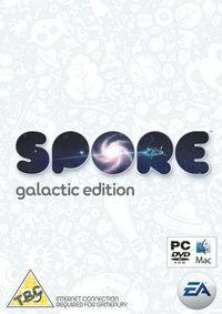 Portada oficial de Spore para PC