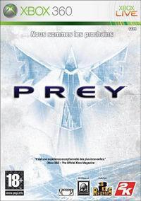 Portada oficial de Prey (2006) para Xbox 360
