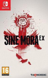 Portada oficial de Sine Mora EX para Nintendo Switch