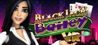 Portada oficial de Blackjack Bailey VR para PC