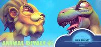 Portada oficial de Animal Rivals para PC