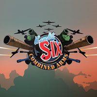 Portada oficial de Bandit Six: Combined Arms para PS4