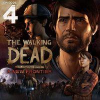 Portada oficial de The Walking Dead: A New Frontier - Episode 4 para PS4