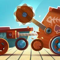 Portada oficial de CATS: Crash Arena Turbo Stars para Android