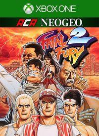 Portada oficial de NeoGeo Fatal Fury 2 para Xbox One