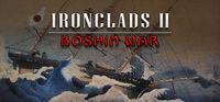 Portada oficial de Ironclads II: Boshin War para PC
