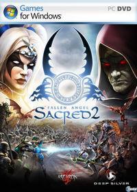 Portada oficial de Sacred 2: Fallen Angel para PC