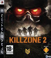 Portada oficial de Killzone 2 para PS3