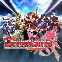Portada oficial de Drive Girls PSN para PSVITA