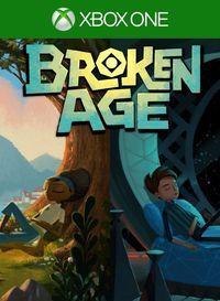 Portada oficial de Broken Age para Xbox One