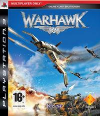 Portada oficial de Warhawk para PS3