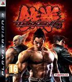 Portada oficial de Tekken 6 para PS3