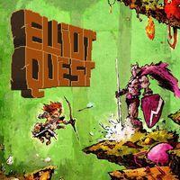 Portada oficial de Elliot Quest para PS4