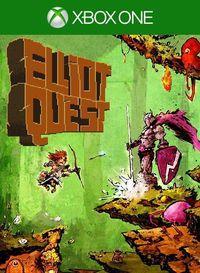 Portada oficial de Elliot Quest para Xbox One