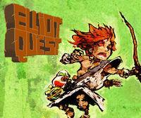 Portada oficial de Elliot Quest eShop para Nintendo 3DS