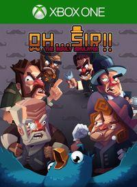 Portada oficial de Oh...Sir! The Insult Simulator para Xbox One