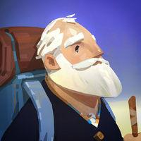 Portada oficial de Old Man's Journey para Android