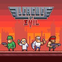 Portada oficial de League of Evil para Switch