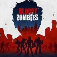 Portada oficial de Bloody Zombies para PS4