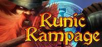 Portada oficial de Runic Rampage para PC
