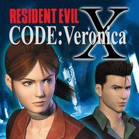 Portada oficial de Resident Evil Code: Veronica X para PS4