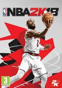 Portada oficial de NBA 2K18 para PC