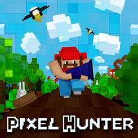 Portada oficial de Pixel Hunter eSHop para Nintendo 3DS