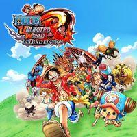 Portada oficial de One Piece Unlimited World -  Red Deluxe Edition para PS4