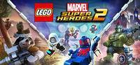 Portada oficial de LEGO Marvel Super Heroes 2 para PC
