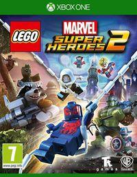Portada oficial de LEGO Marvel Super Heroes 2 para Xbox One