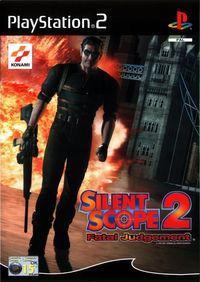 Portada oficial de Silent Scope 2 para PS2