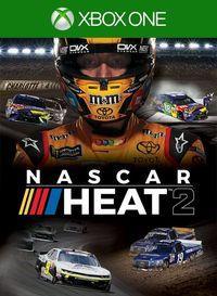 Portada oficial de NASCAR Heat 2 para Xbox One