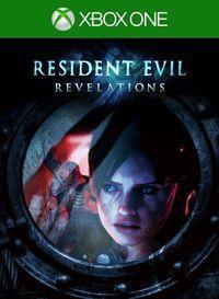 Portada oficial de Resident Evil Revelations para Xbox One