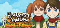 Portada oficial de Harvest Moon: Light of Hope para PC